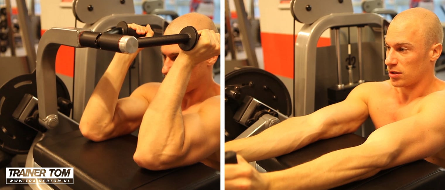 Triceps curl
